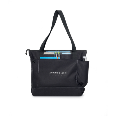 Black Avenue Business Tote Bag
