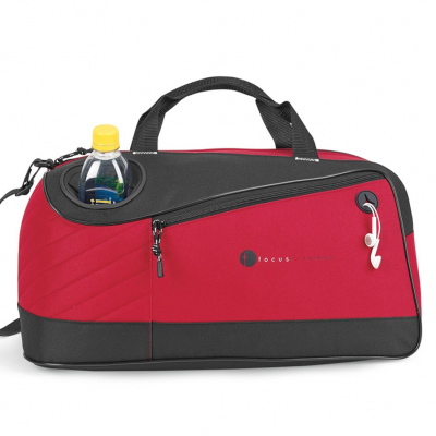 Replay Sport Bag - Red