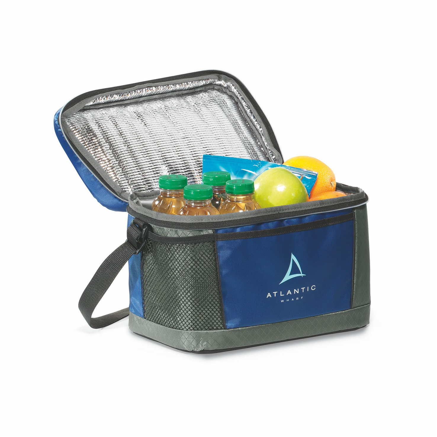 Aspen Lunch Cooler Blue