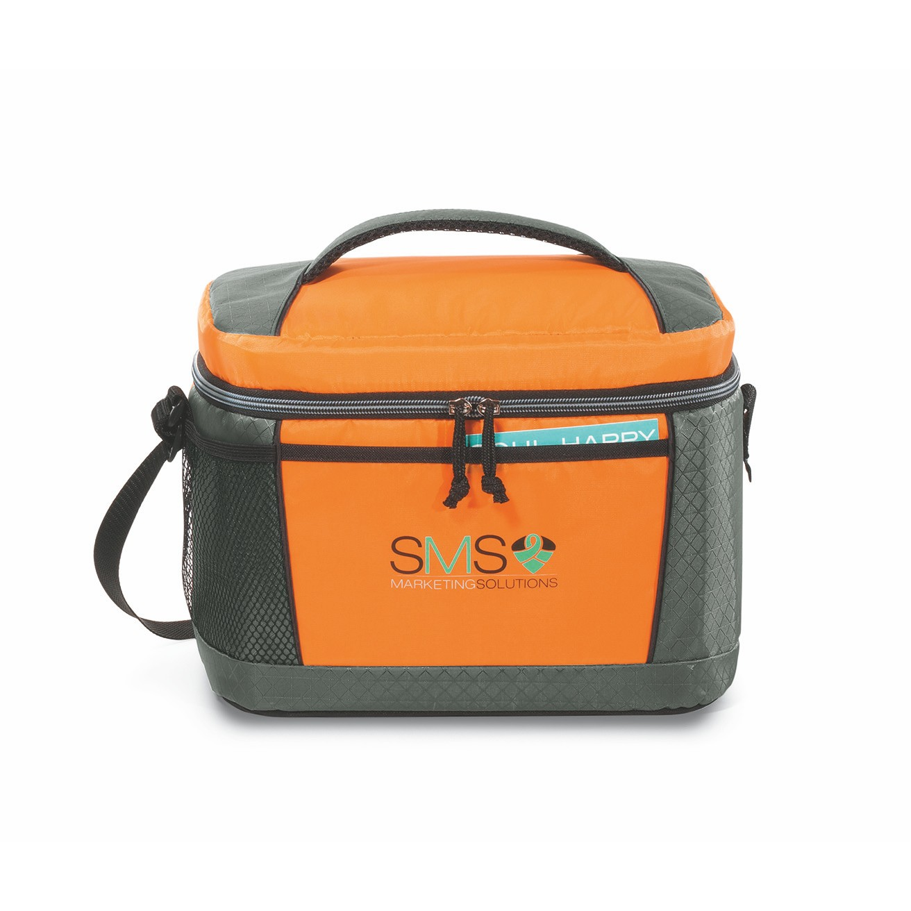 Aspen Lunch Cooler Orange