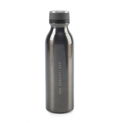 Aviana™ Luna Double Wall Stainless Bottle - 20 Oz. Black