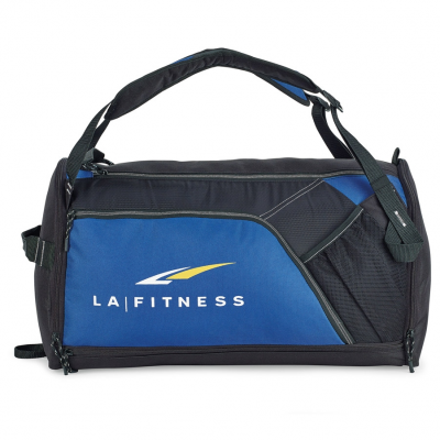 Billboard Convertible Sport Bag Blue