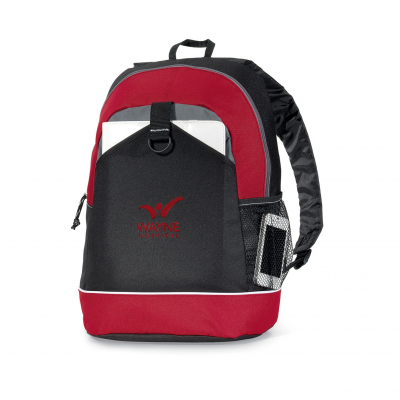 Canyon Backpack Red