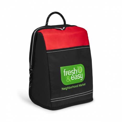 Carnival Lunch Cooler Red