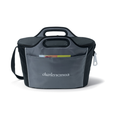 Celebration Party Cooler Grey-Black
