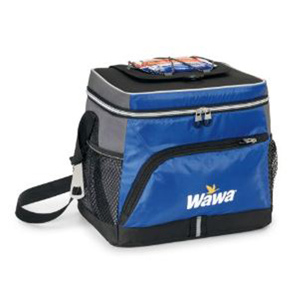 Coastline Cooler Deluxe Blue-Black