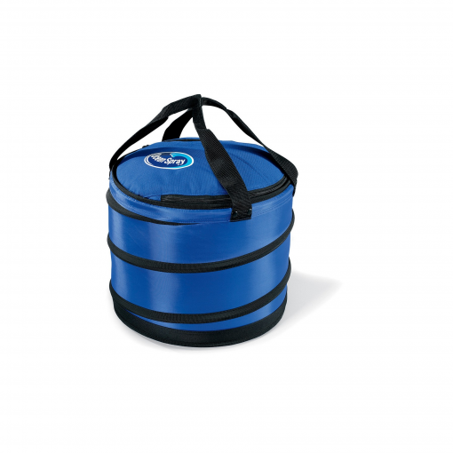 Collapsible Party Cooler Blue
