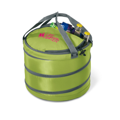 Collapsible Party Cooler Green