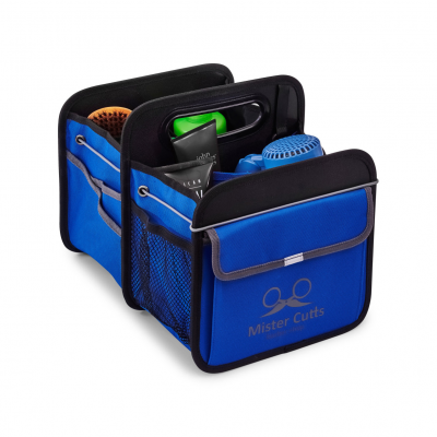 Deluxe Carry Caddy Blue-Black