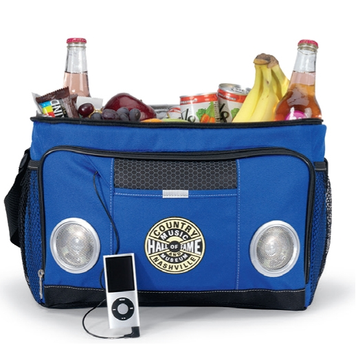 Encore Music Cooler Blue
