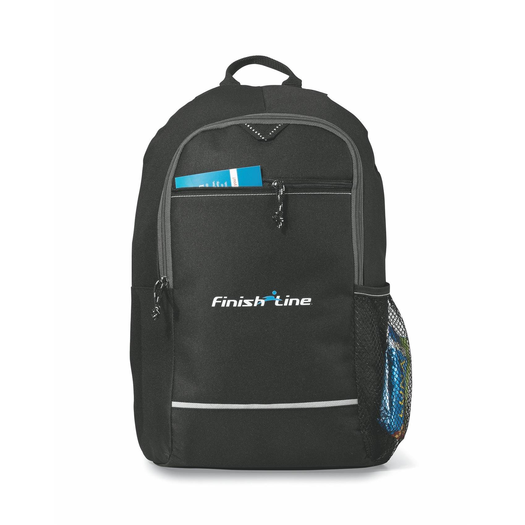 Essence Backpack Black