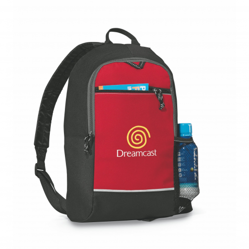 Essence Backpack - Red