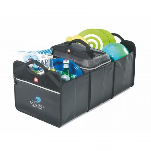 Igloo® Cargo Box with Cooler Grey-Black