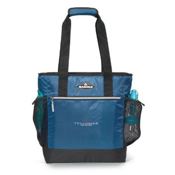 Igloo® MaxCold™ Insulated Cooler Tote Blue-Black