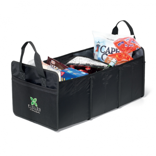 Life in Motion™ Cargo Box with Cooler Black