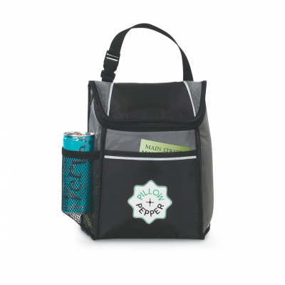 Link Lunch Cooler Grey-Black