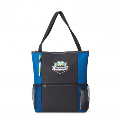 Metro Convention Tote Blue