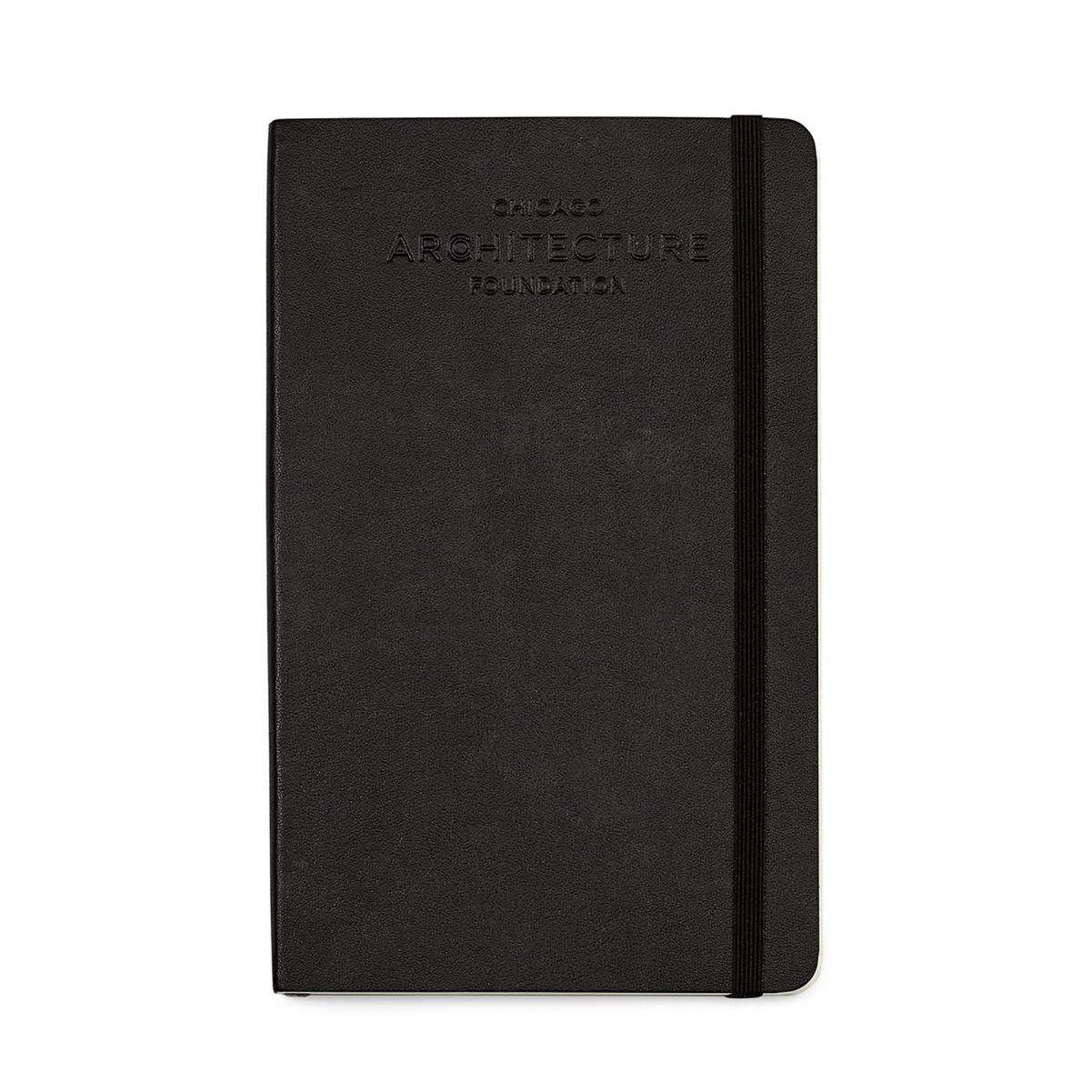Moleskine® Soft Cover Squared Large Notebook Black
