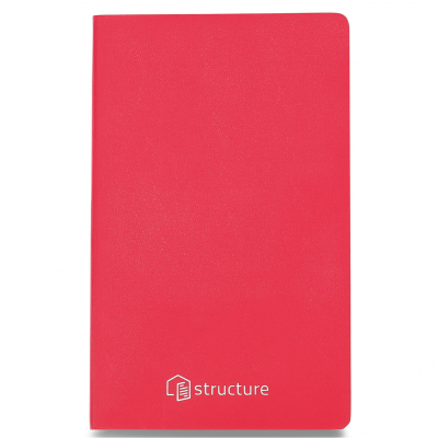 Moleskine® Volant Ruled Large Journal Red