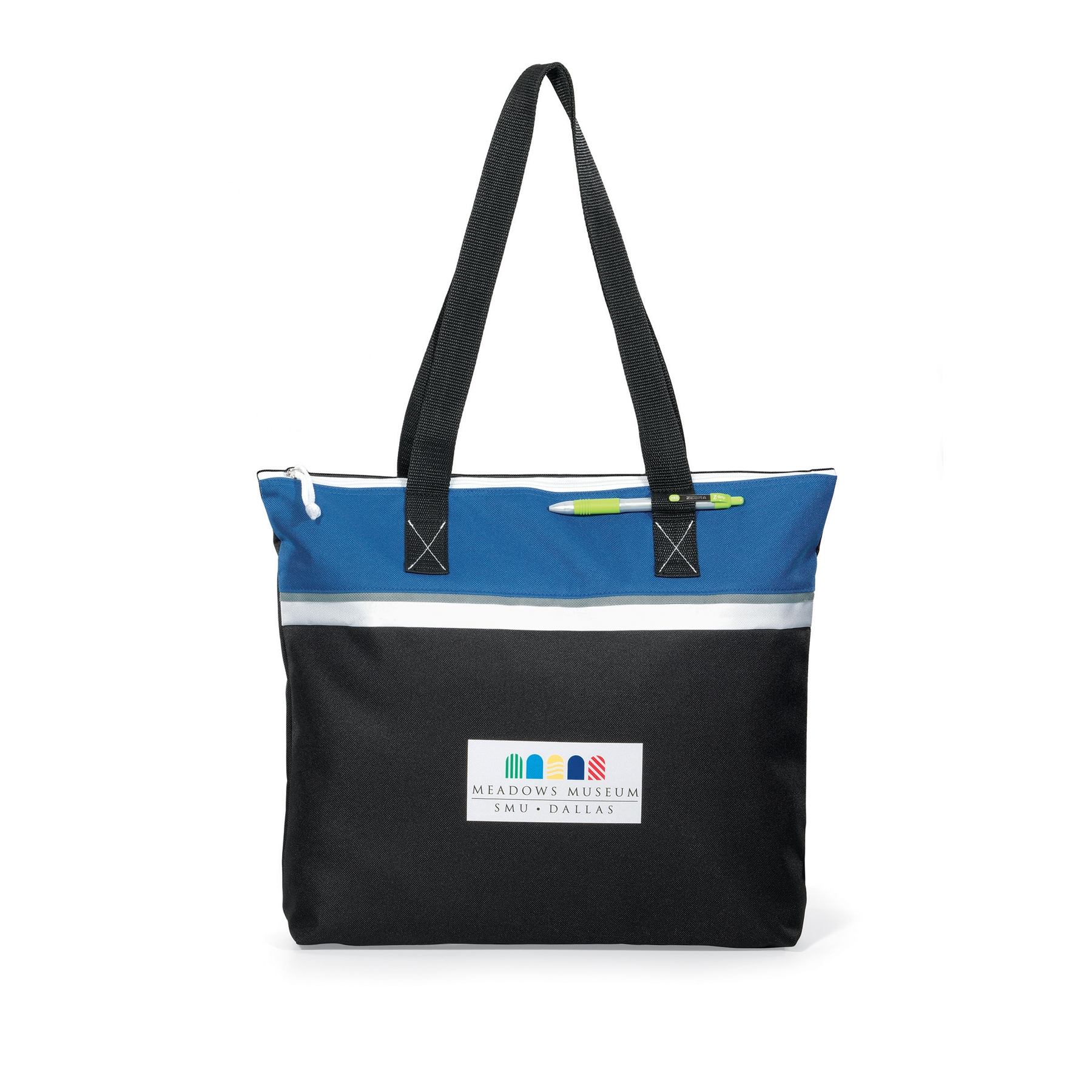 Muse Convention Tote Blue