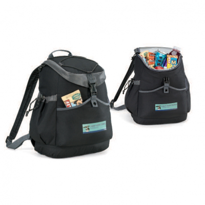 Park Side Backpack Cooler Black