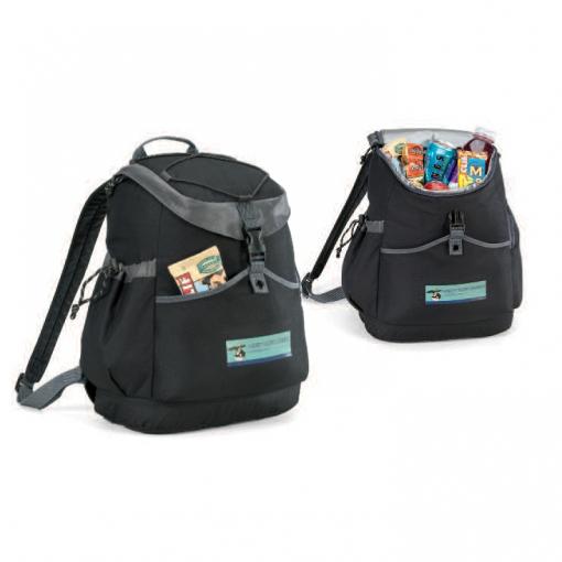 Park Side Backpack Cooler Black