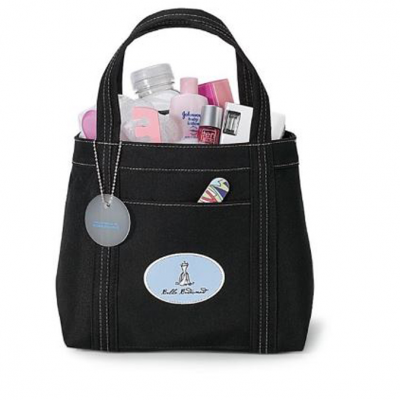 Piccolo Mini Tote - Black
