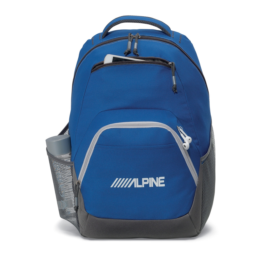 Rangeley Computer Backpack Blue