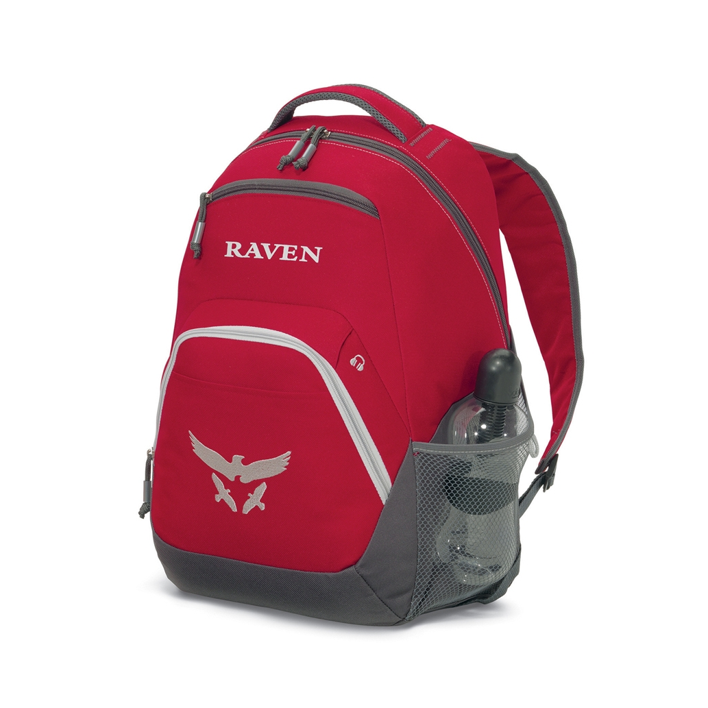 Rangeley Computer Backpack Red