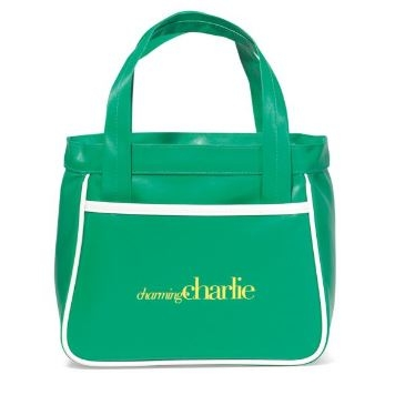Retro Mini Fashion Tote Green