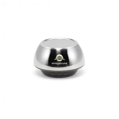 Rock-It Bluetooth® & NFC Speaker Silver