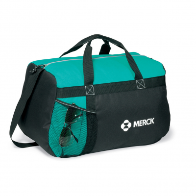 Sequel Sport Bag Blue-Turquoise