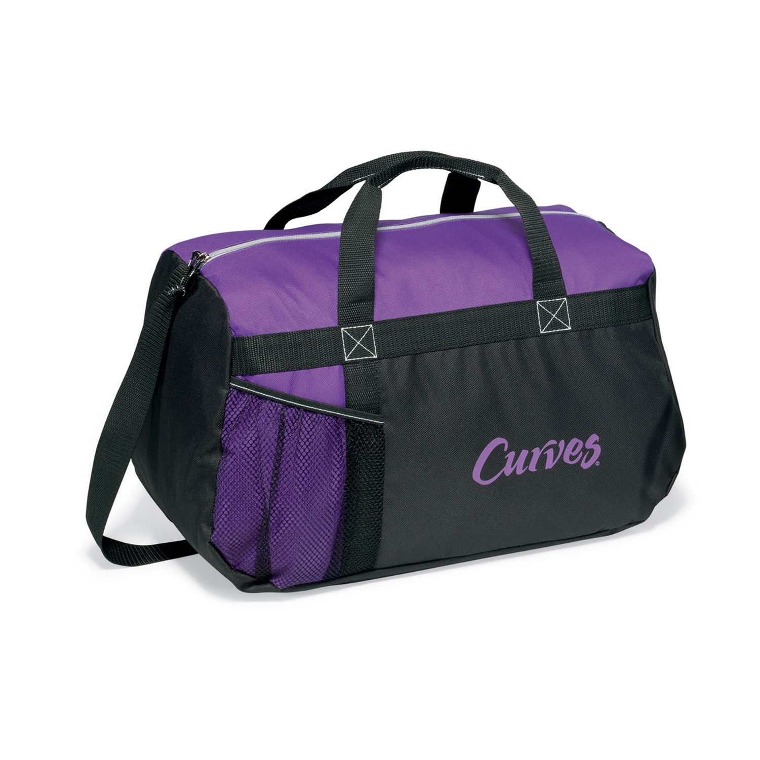 Sequel Sport Bag Purple