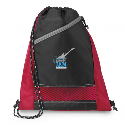Spark Sport Cinchpack Red