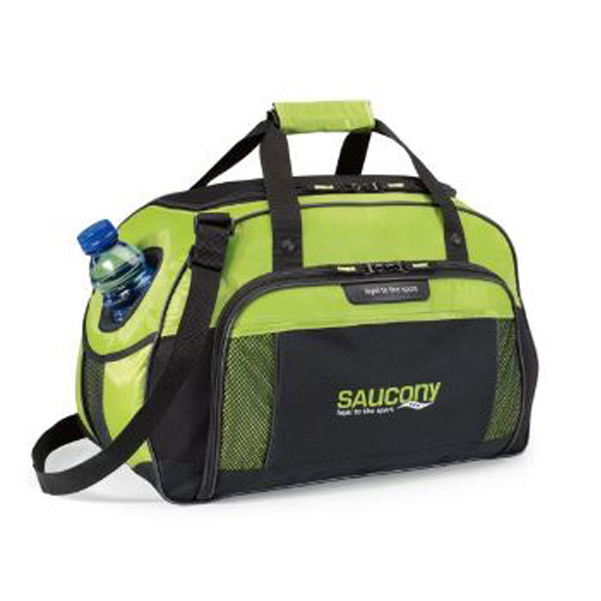 Ultimate Sport Bag II Green-Black
