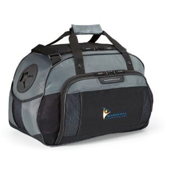 Ultimate Sport Bag II Grey-Black