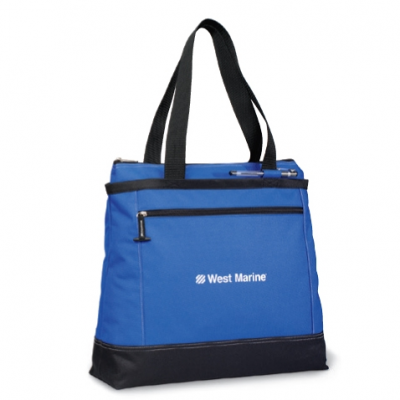 Utility Tote Blue