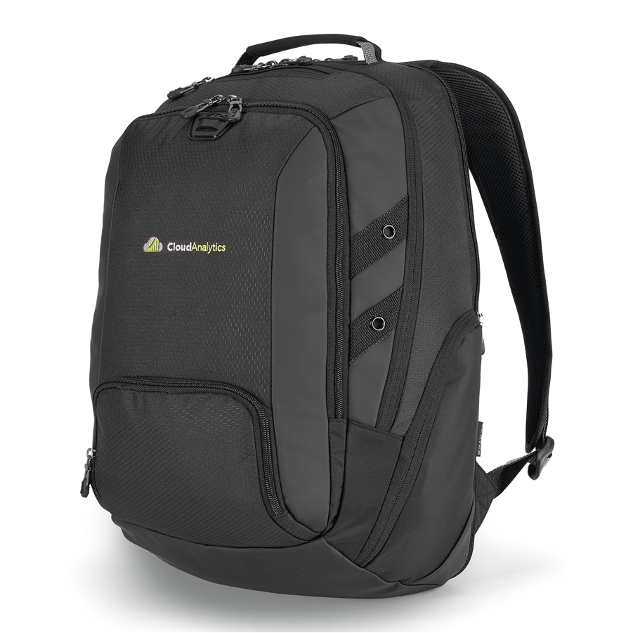 Vertex™ Carbon Computer Backpack Black