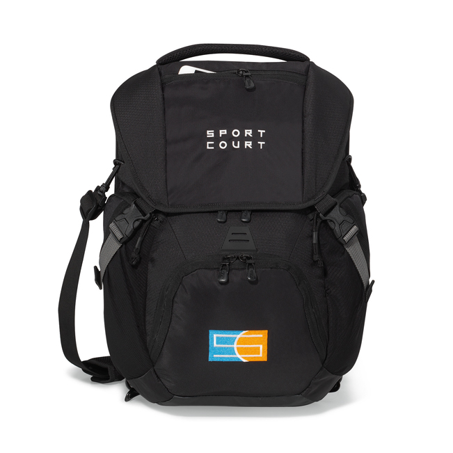 Vertex™ Convertible Computer Messenger Bag Black