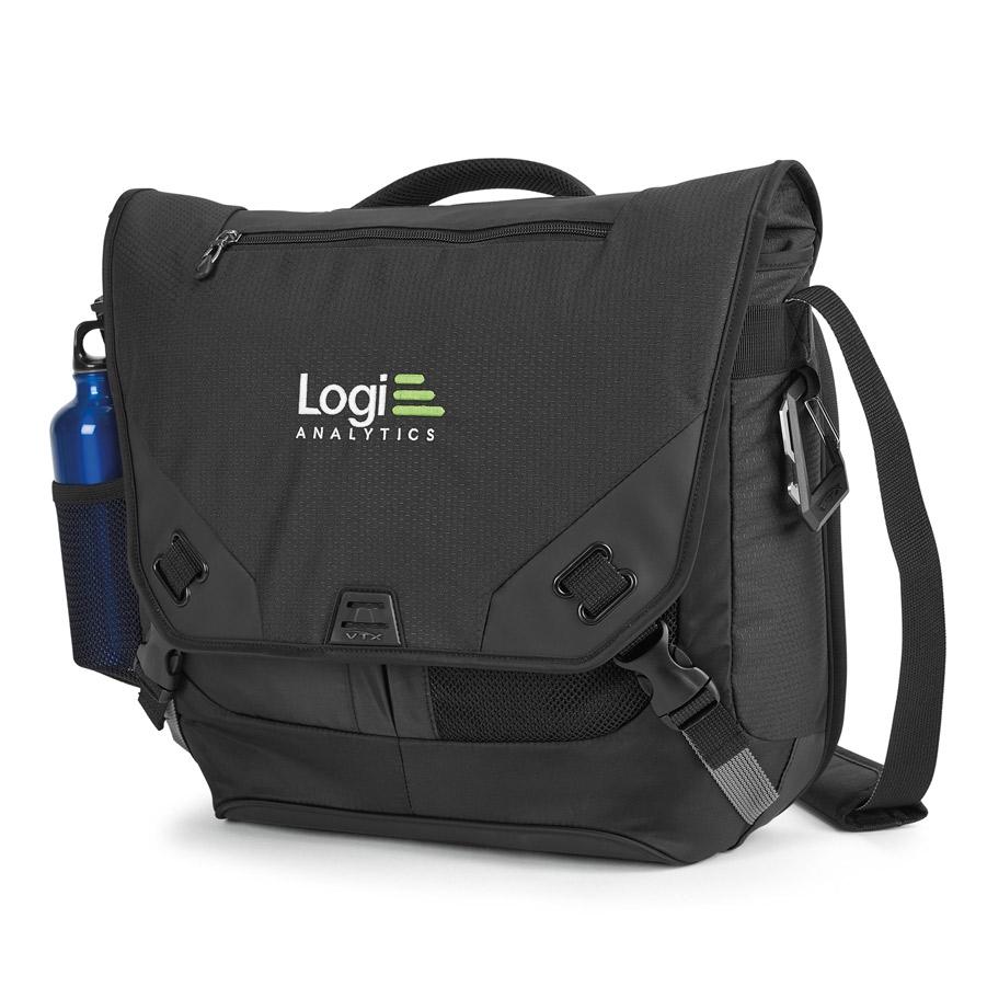 Vertex™ Nitro Computer Messenger Bag Black