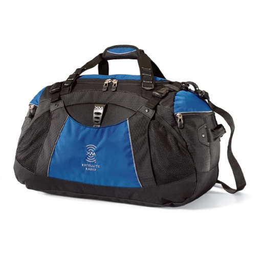 Vertex™ Sport Duffel Blue-Black