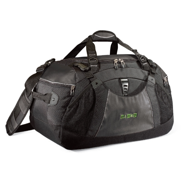 Vertex™ Sport Duffel Grey-Black