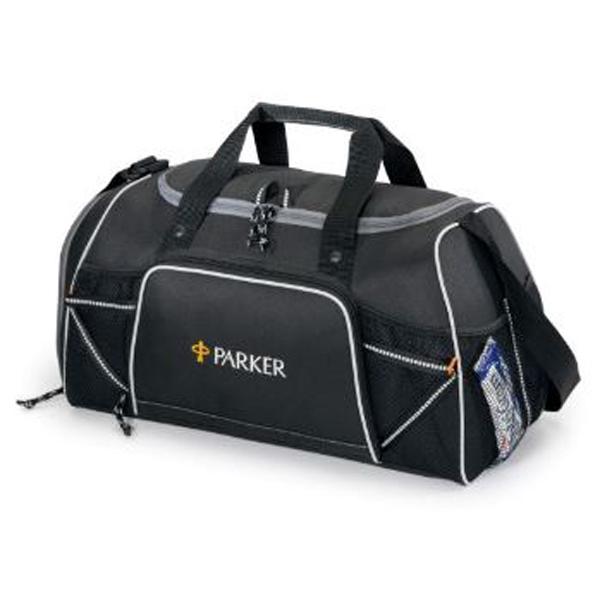 Verve Sport Bag Black