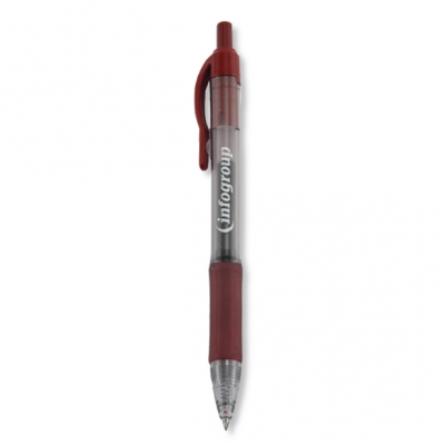 Zebra Sarasa Gel Retractable Red