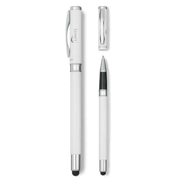 Zebra Stylus Pen White