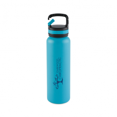 Aviana™ Cypress Double Wall Stainless Bottle - 20 Oz. Blue