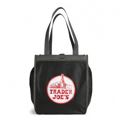 Companion Shopper Tote Black