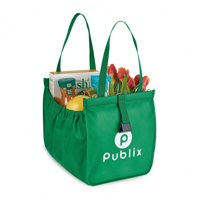 Companion Shopper Tote Green