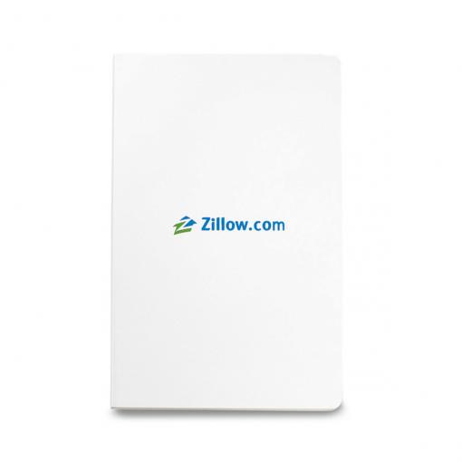 Moleskine® Volant Ruled Large Journal - White