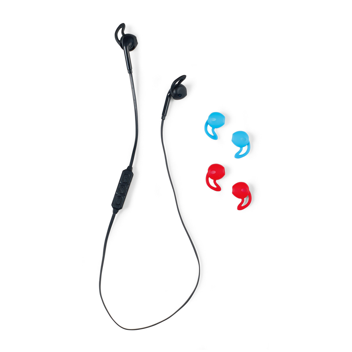 Spectrum Bluetooth® Earbuds Black